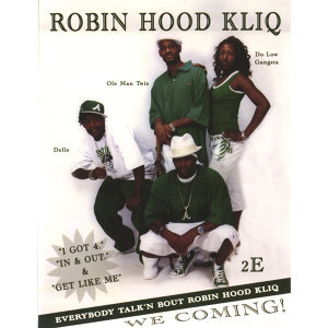 Robin Hood Kliq Artist photo