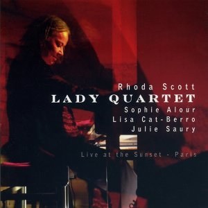 Rhoda Scott, Lady Quartet Artist photo