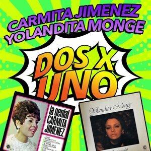 Carmita Jimenez, Yolandita Monge Artist photo