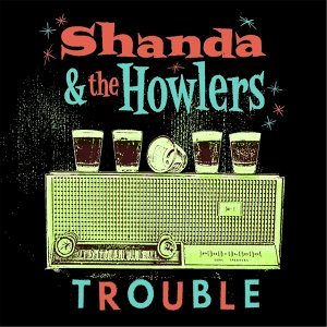 Shanda & the Howlers Artist photo
