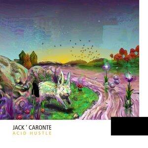Jack Caronte Artist photo
