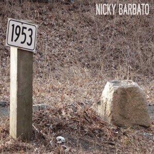 Nicky Barbato Artist photo