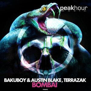 Bakuboy & Austin Blake, Terrazak Artist photo