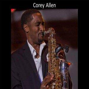Corey Allen Artist photo