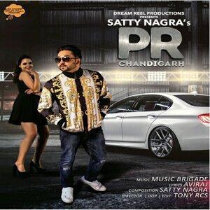 Satty Nagra Artist photo