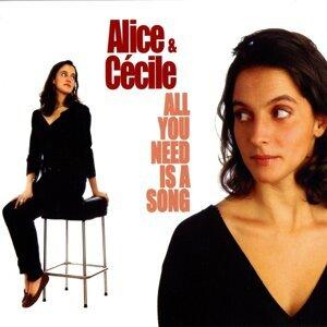 Alice, Cécile Artist photo