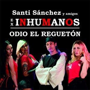 Santi Sánchez Ex Inhumanos Artist photo