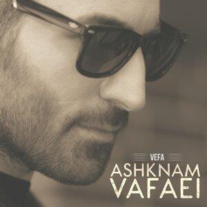 Ashknam Vafaei Artist photo