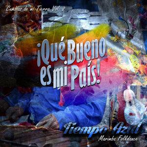 Tiempo Azul Marimba Folkdance Artist photo