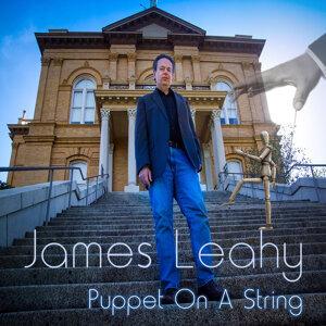 James Leahy Artist photo