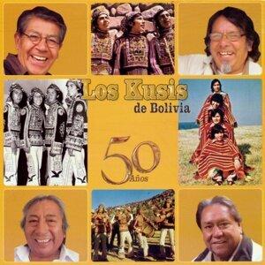 Los Kusis de Bolivia Artist photo