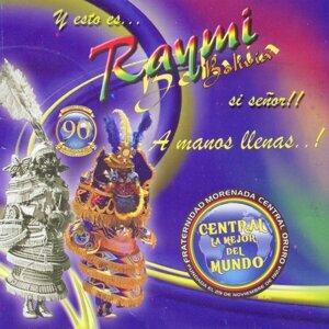 Raymi Bolivia Artist photo