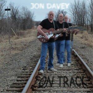 Jon Davey Artist photo