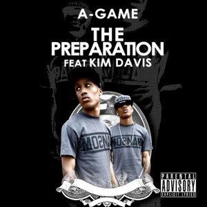 A-Game Feat Kim Davis Artist photo