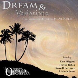 Don Harper's Oceana Orchestra (featuring Dan Higgins, Trevor Rabin, Russell Ferrante, and Lisbeth Scott) Artist photo