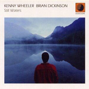 Kenny Wheeler, Brian Dickinson Artist photo