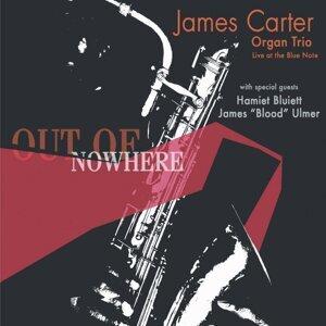 James Carter Organ Trio Artist photo