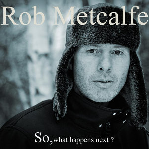 Rob Metcalfe Artist photo