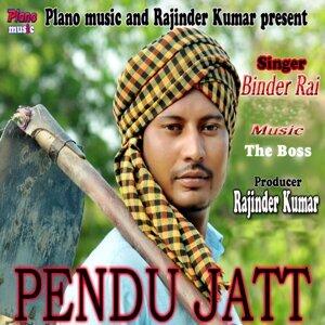 Binder Rai Artist photo