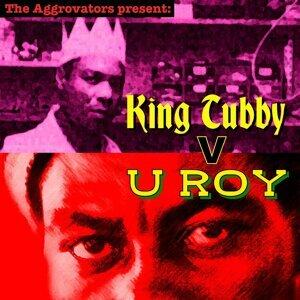 King Tubby, U Roy Artist photo