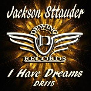 Jackson Sttauder Artist photo