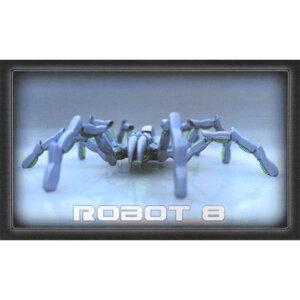 Robot 8 Artist photo
