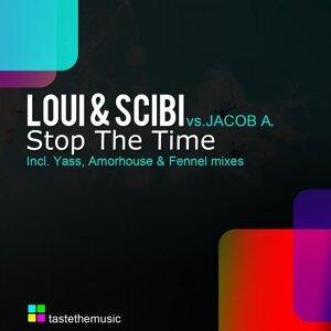 Loui, Scibi & Jacob A. Artist photo