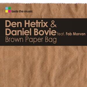 Den Hetrix & Daniel Bovie featuring Fab Morvan Artist photo