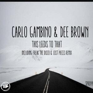 Carlo Gambino & Dee Brown (UK) Artist photo