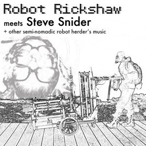 Robot Rickshaw Artist photo
