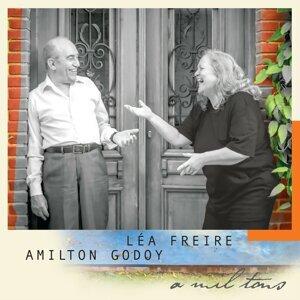 Amilton Godoy, Léa Freire Artist photo