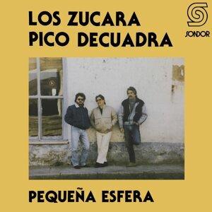 Los Zucara, Pico Decuadra Artist photo