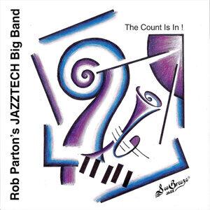 Rob Parton's Jazztech Big Band Artist photo