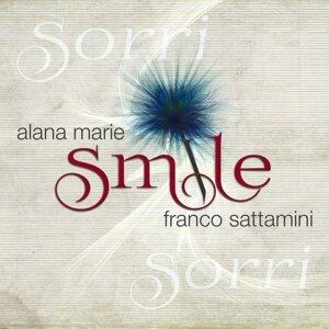 Franco Sattamini, Alana Marie Artist photo