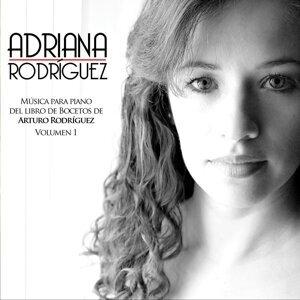 Adriana Rodriguez Artist photo