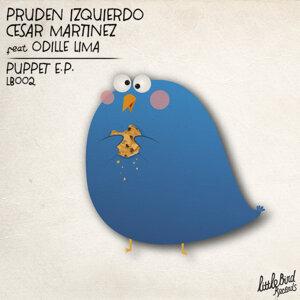 Pruden Izquierdo & Cesar Martinez featuring Odille Lima Artist photo