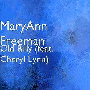 MaryAnn Freeman Artist photo