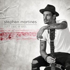 Stephen Martines Artist photo
