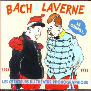 Bach Laverne Duo Artist photo