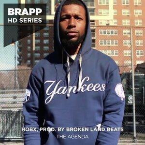 Hobx, Broken Land Beats Artist photo