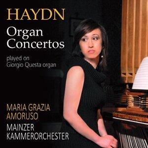 Maria Grazia Amoruso, Mainzer Kammerorchester Artist photo