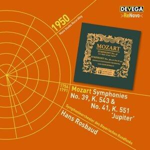 Hans Rosbaud, Symphonieorchester des Bayerischen Rundfunks Artist photo