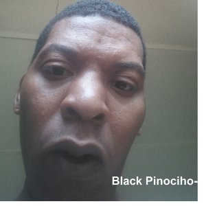 Black Pinociho Artist photo