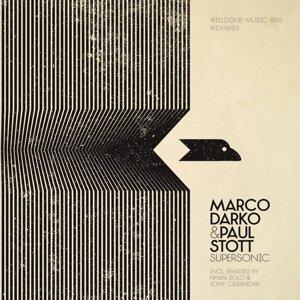Marco Darko & Paul Stott Artist photo