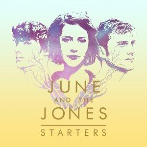 June and the Jones Artist photo