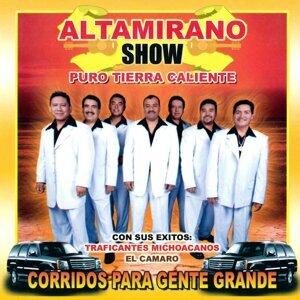 Altamirano Show Artist photo