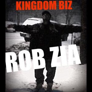 Rob Zia Artist photo
