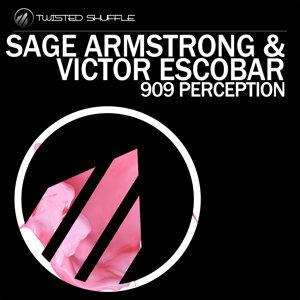 Sage Armstrong & Victor Escobar Artist photo