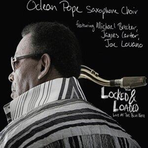 Odean Pope Saxophone Choir Artist photo