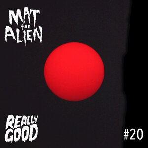 Mat the Alien Artist photo